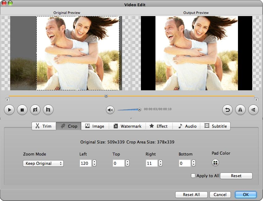 Faasoft Video Converter for Mac