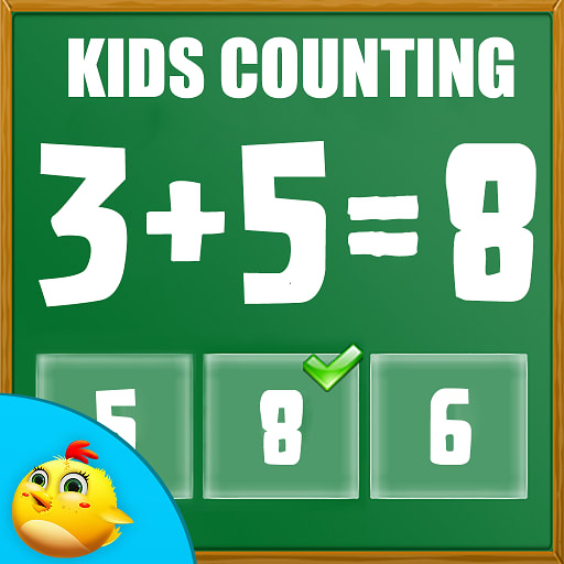Kids Kindergarten Counting