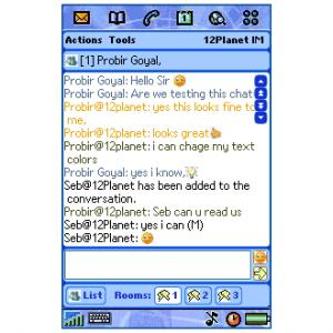 12Planet MSN Messenger Advanced Edition