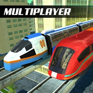 Racing in Train - Euro Games