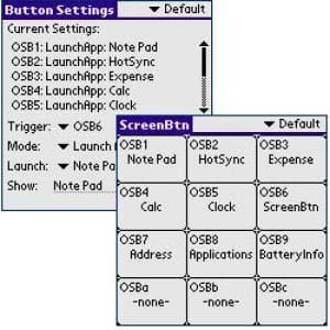 Screen Button