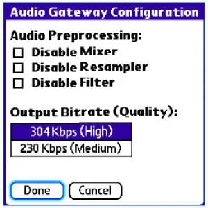 Softick Audio Gateway
