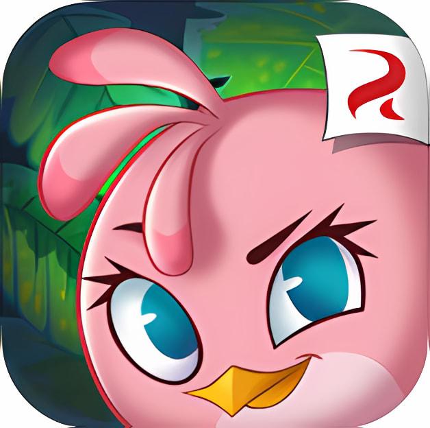 アングリーバード ステラ (Angry Birds Stella)