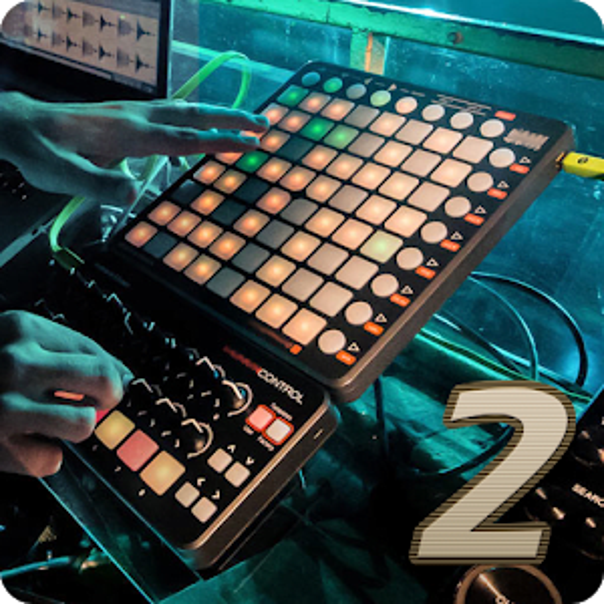 DJ Dubstep Music Maker Pad 2 1.24