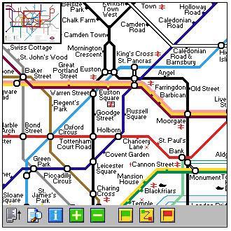 Tube 2 - London