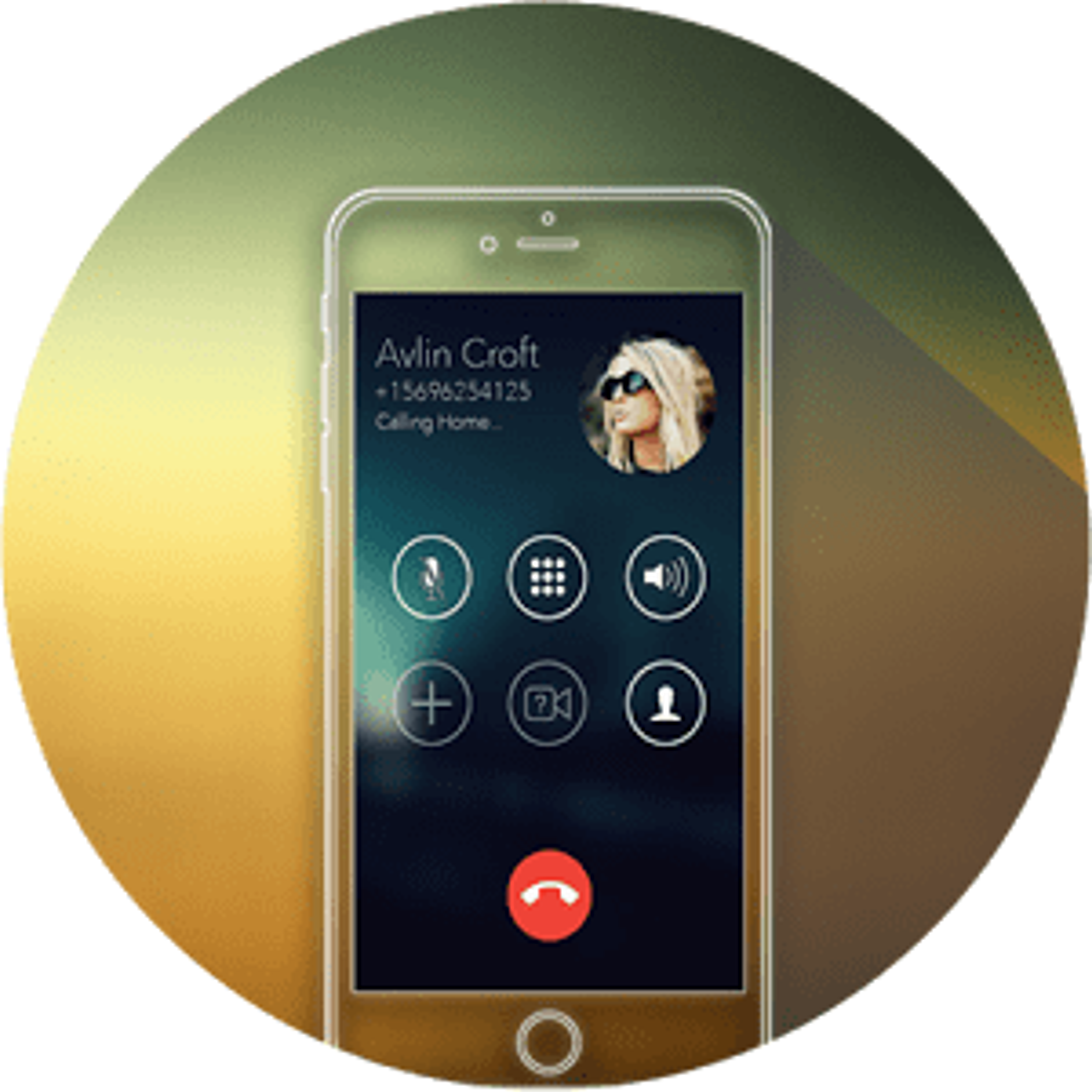 i Call HD Full Screen CallerID 1.9