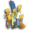 Tema The Simpsons Bold Christmas