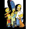 Tema The Simpsons Bold Christmas