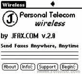 Personal Telecom Wireless by JFAX.C