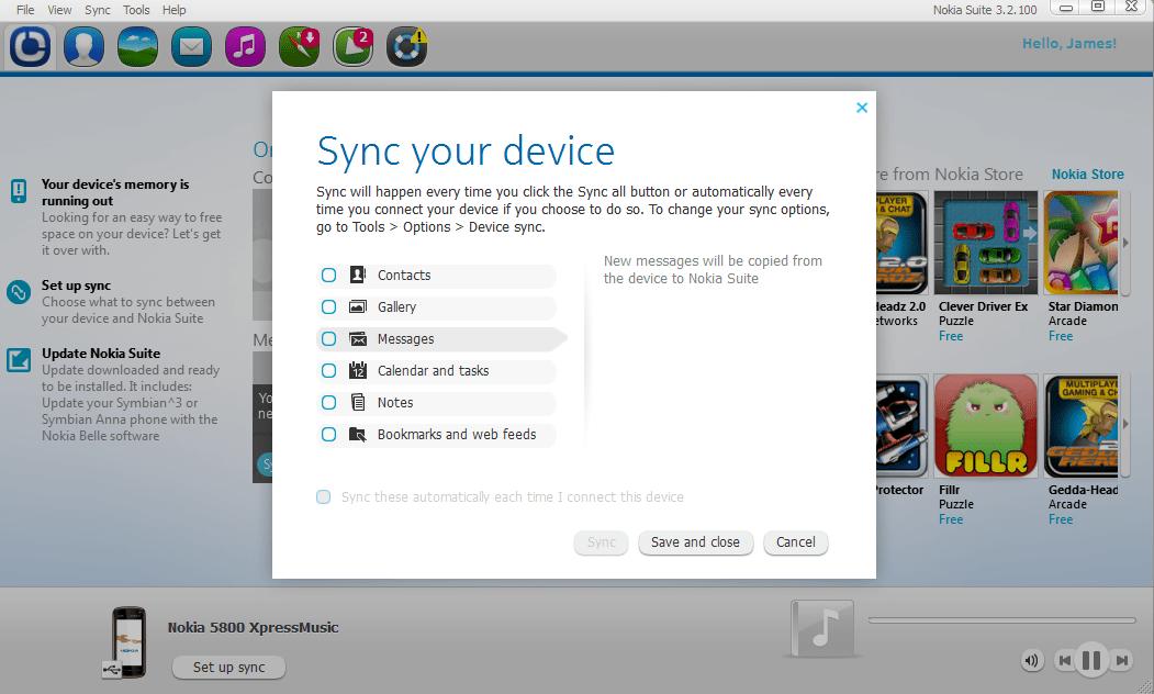 Nokia Ovi Suite - Download