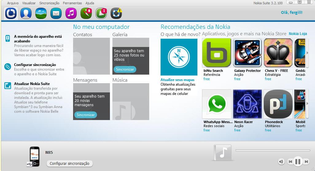 Nokia Suite 3.8.54 Download - TechSpot
