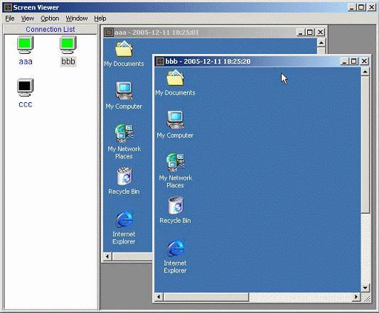 ScreenViewer