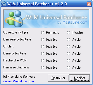 WLM Universal Patcher++