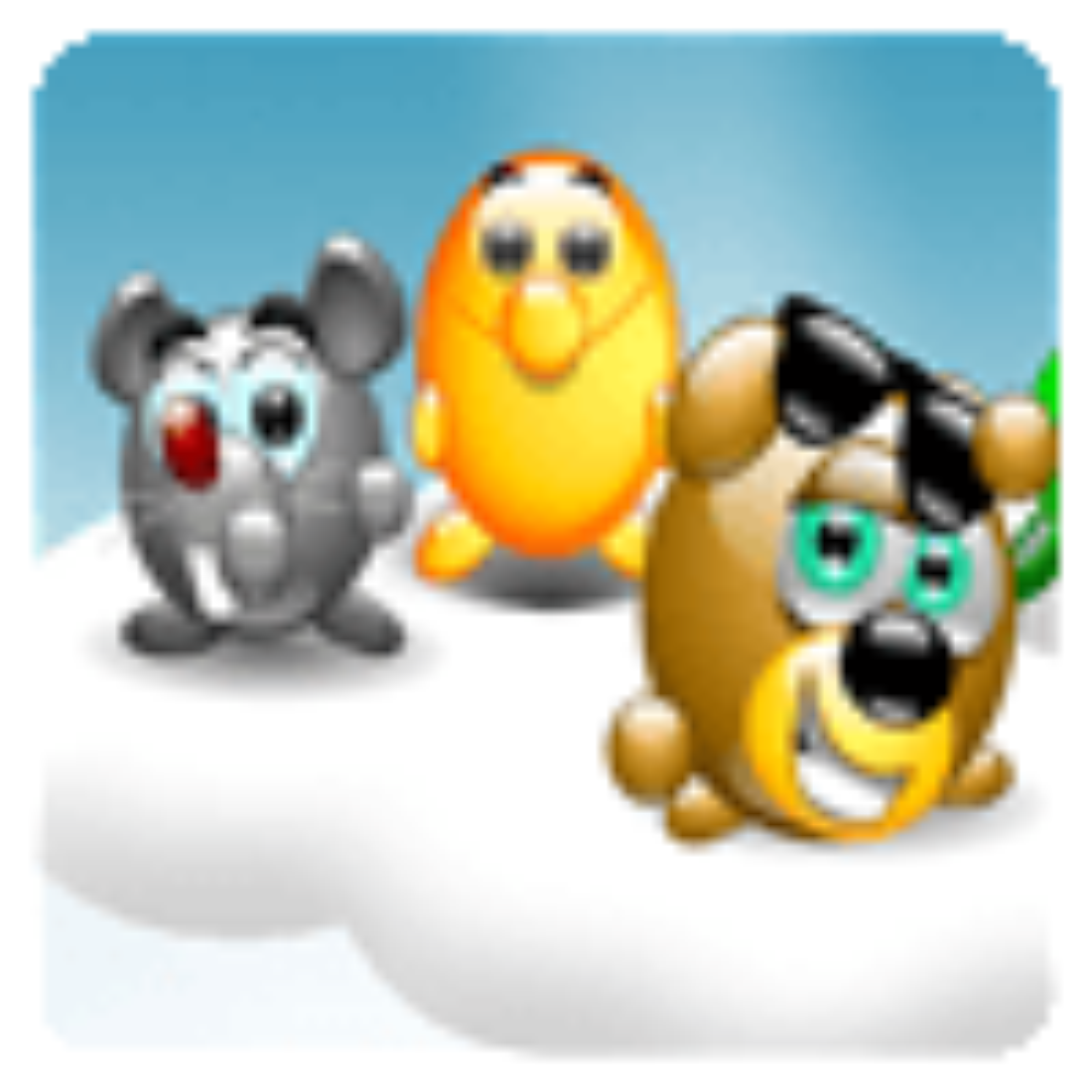 Emoticon per Messenger