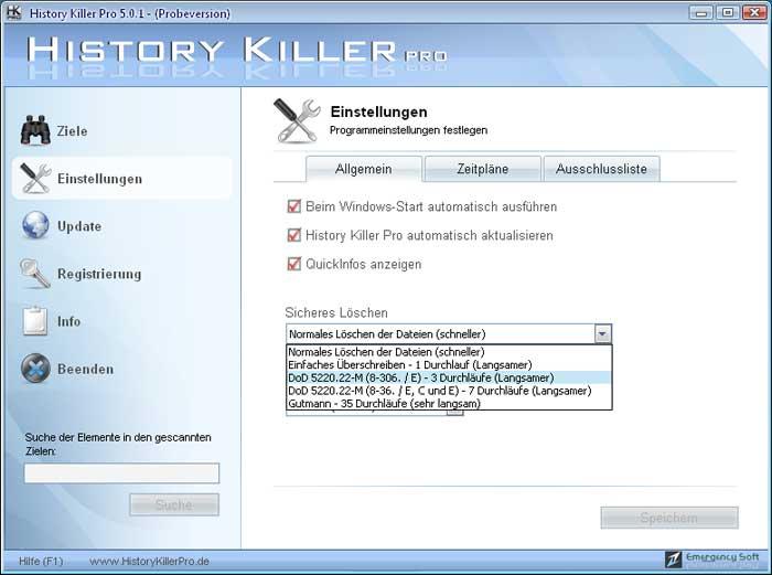 History Killer Pro