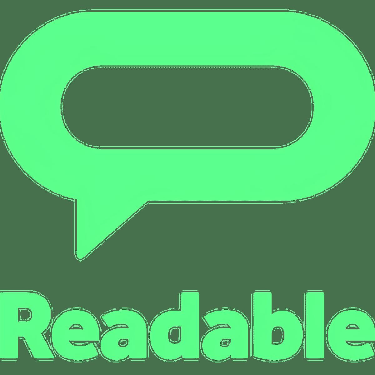 Readable WordPress Theme