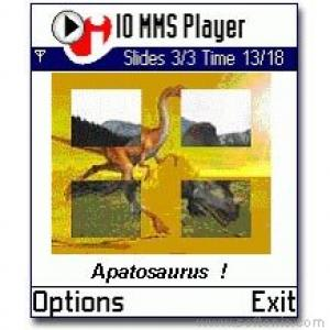 MMS Player