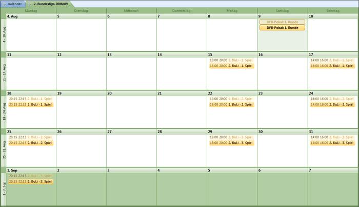 2 bundesliga kalender