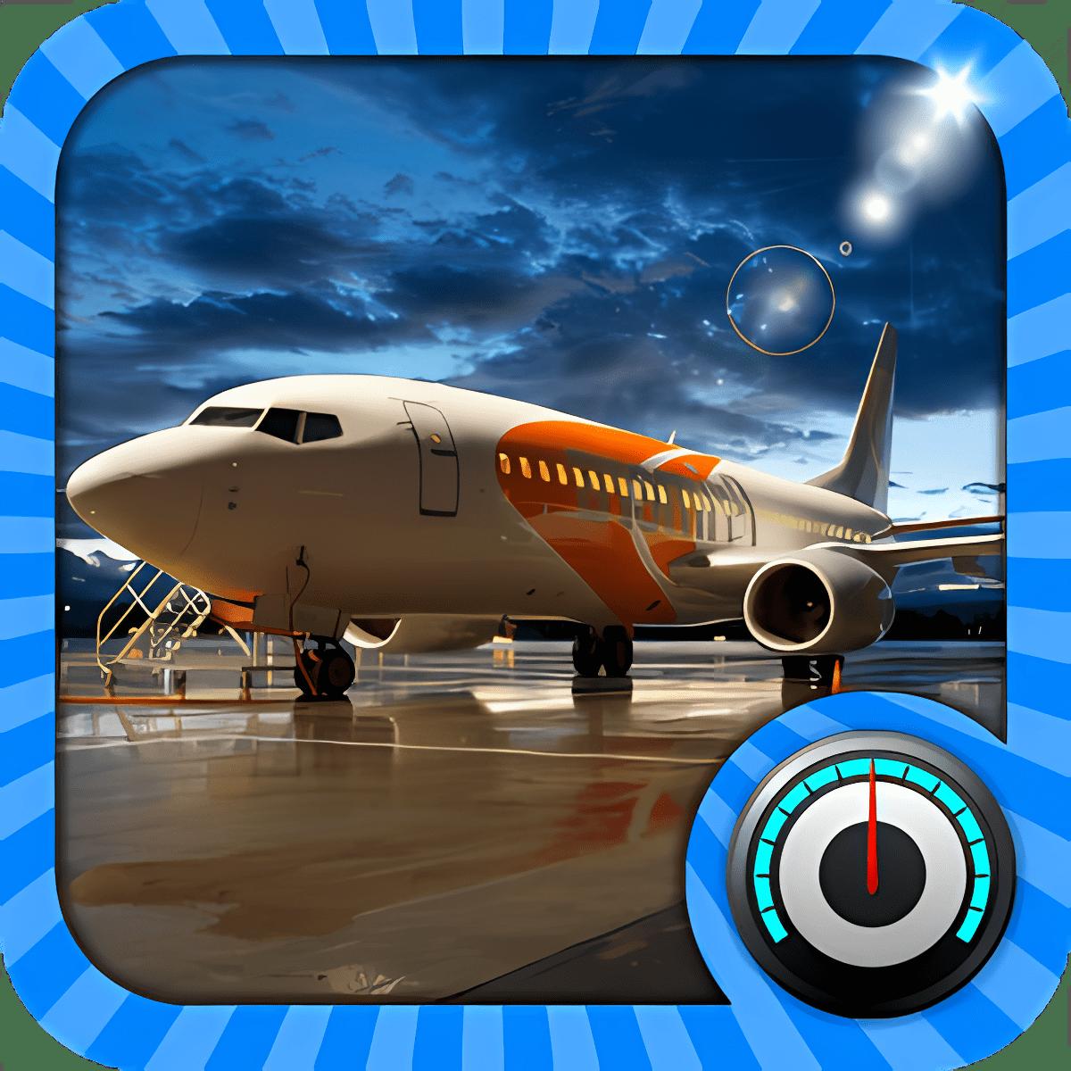 Flight Simulator Boeing Free 2.1