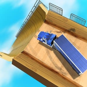 Impossible Mega Ramp 3D