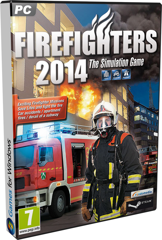 Firefighters 2014 – The Simulation Game 1.1.1