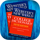 Webster's New World ® College Dictionary and Roget's A-Z Thesaurus 2014, 5th Edition - completely revised and expanded reference