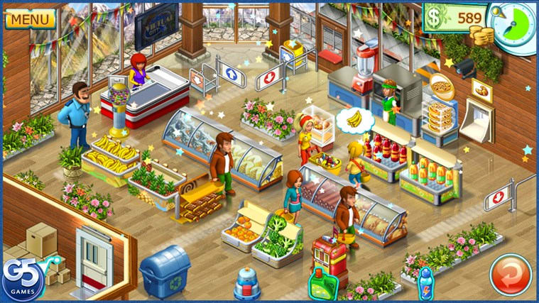 Supermarket Mania 2 for Windows 10