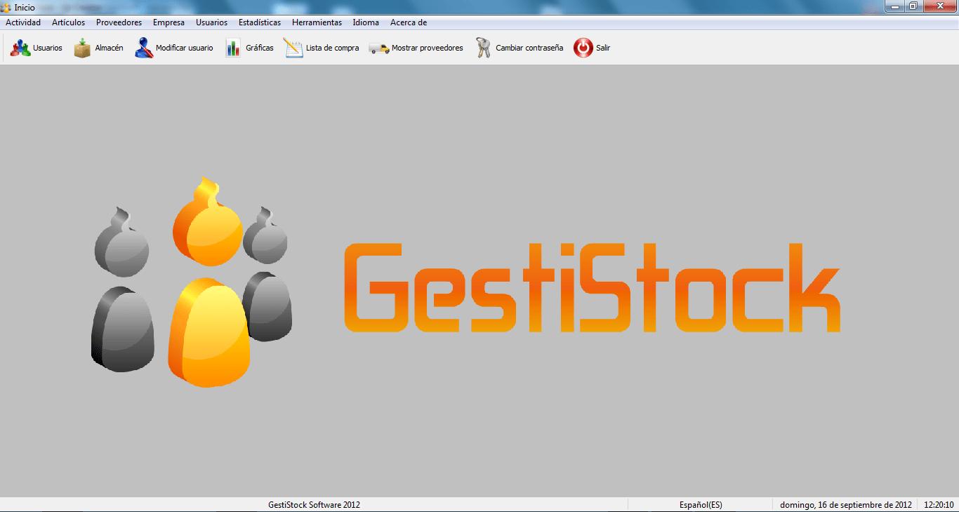 GestiStock Software
