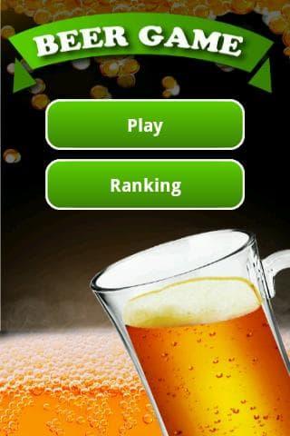 Beer Beer-Bier-Spiel