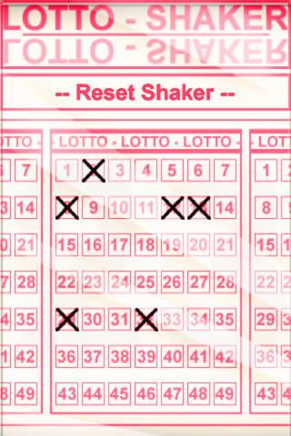 Lotto Shaker