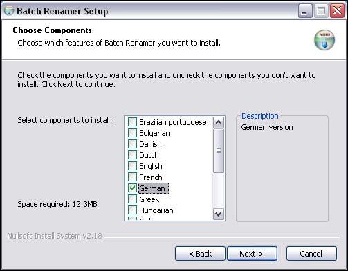 Batch Renamer