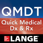 Quick Medical Diagnosis & Treatment (QMDT), McGraw-Hill
