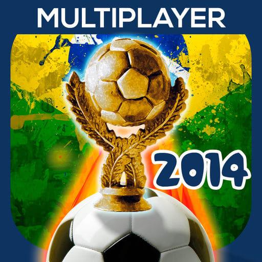 Futbol Brasil Juego Gratis 2014 HD Multijugador 1.11