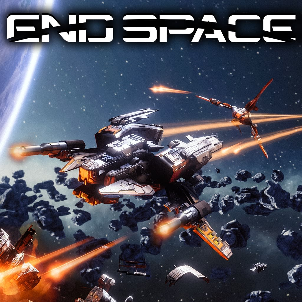 End Space PS VR PS4