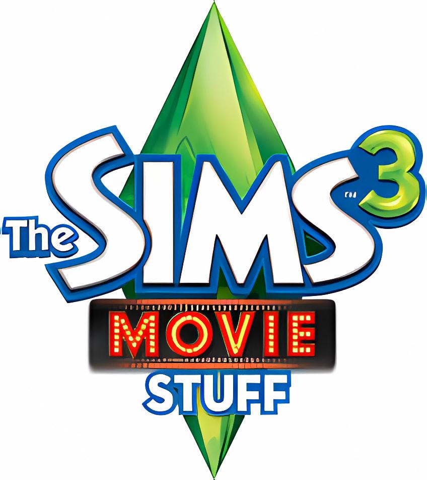 Les Sims 3: Cinéma Kit d'Objets