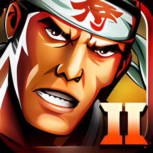 Samurai II: Vengeance THD