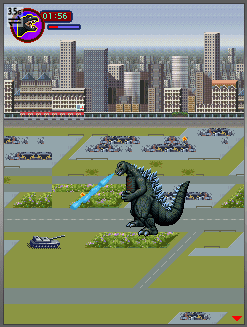 Godzilla Monster Mayhem