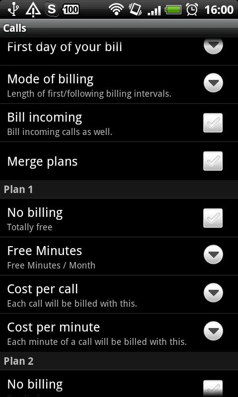 Call Meter NG