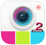 InstaCollage 2 - 3D&2D Magazine Photo Collage & Photo Frame Editor for Instagram