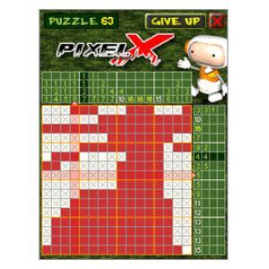 Pixel-X