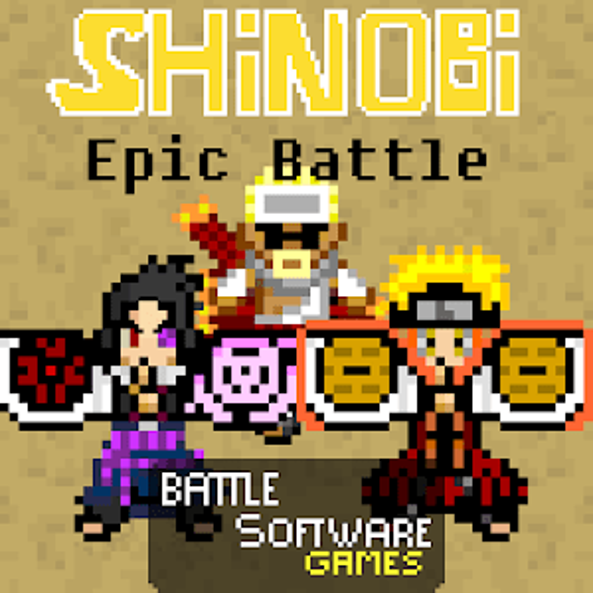 Shinobi  Epic Battle