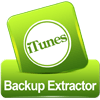 Amacsoft iTunes Backup Extractor