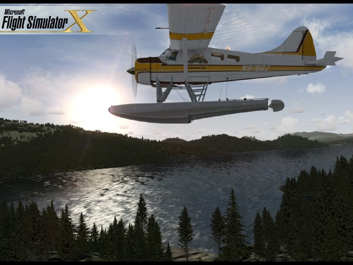 Flight Simulator X Service Pack 1