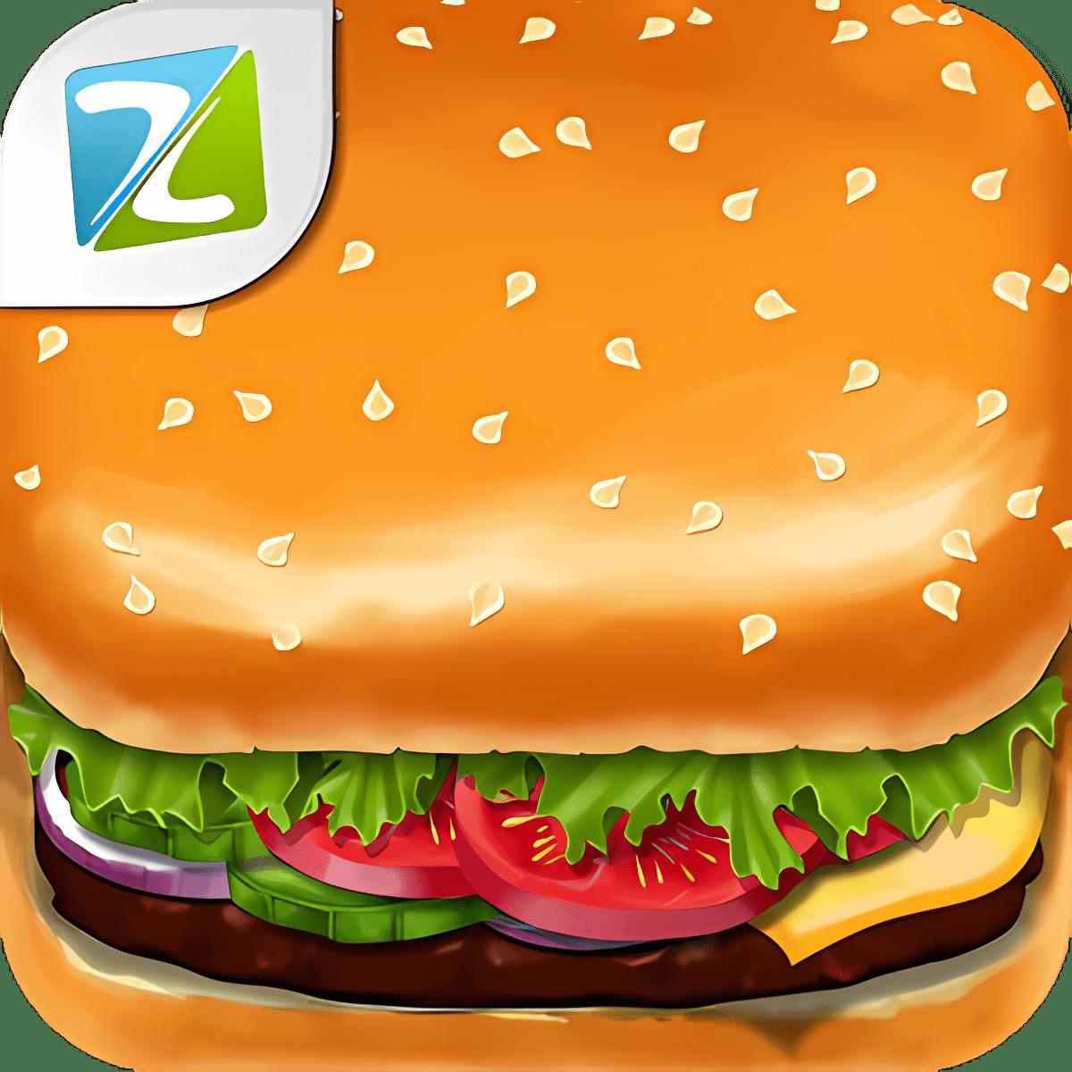 High Burger: Juego de cocinar
