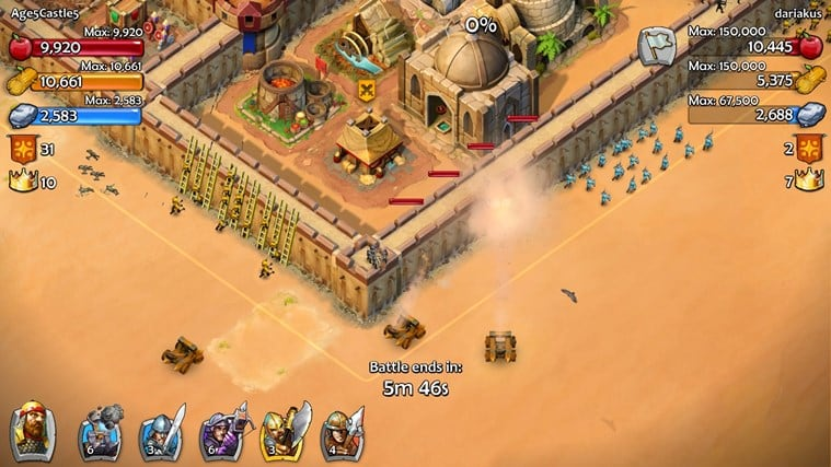Age of Empires: Castle Siege pour Windows 10
