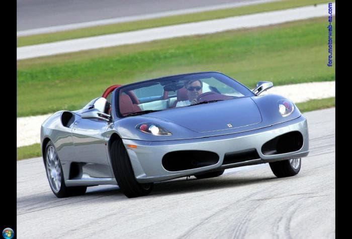 Motor Web España Ferrari 2007