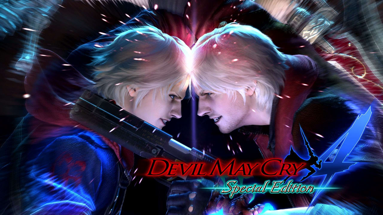 Devil May Cry 4 Special Edition