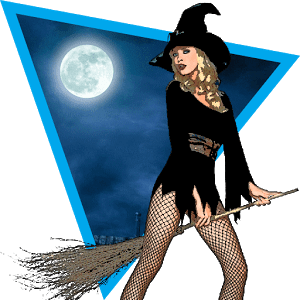 Sexy Witch Way