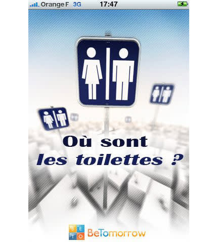 o 249 sont les toilettes toilet finder pour iphone t 233 l 233 charger