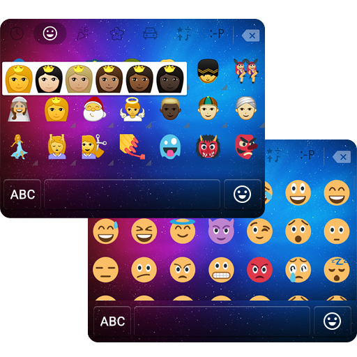 Emoji One Kika Keyboard Plugin 2.9